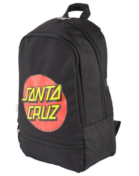 Santa Cruz Classic Dot Rucksack Black