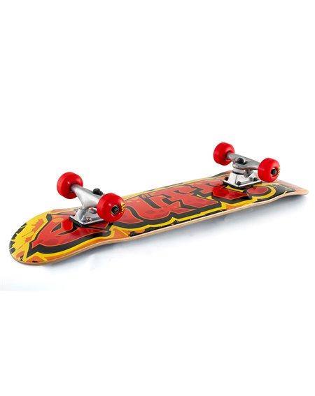 Enuff Graffiti II Mini Skateboard Red