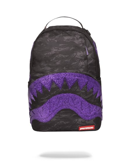 Sprayground Glitter Shark Backpack