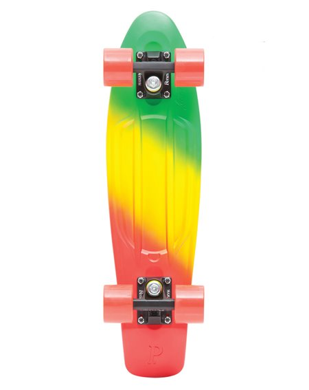 Penny Painted Fade 22-inch Skateboard Cruiser Jammin
