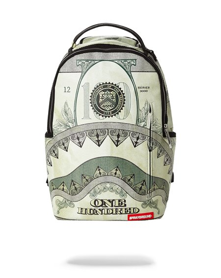 Sprayground One Hundred Shark Stack Backpack