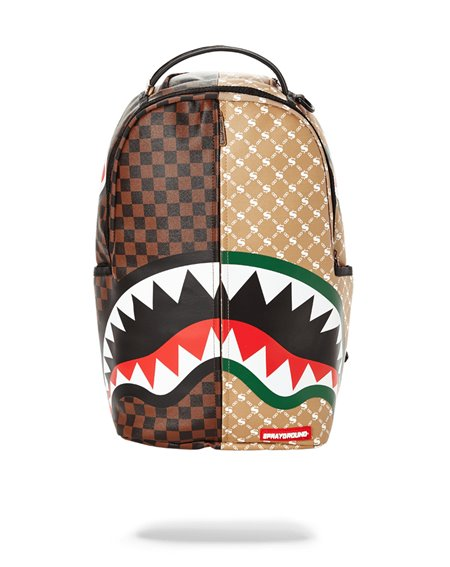Sprayground Paris Vs Florence Shark Backpack