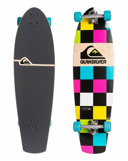 Quiksilver Echo Beach Limited Edition Skateboard Cruiser