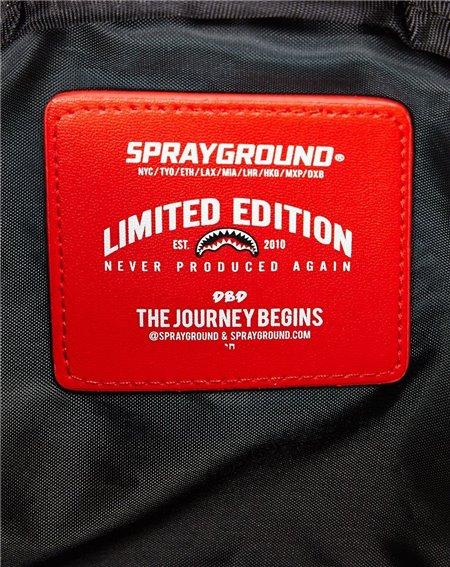 Sprayground Paris Vs Florence Waist Pack