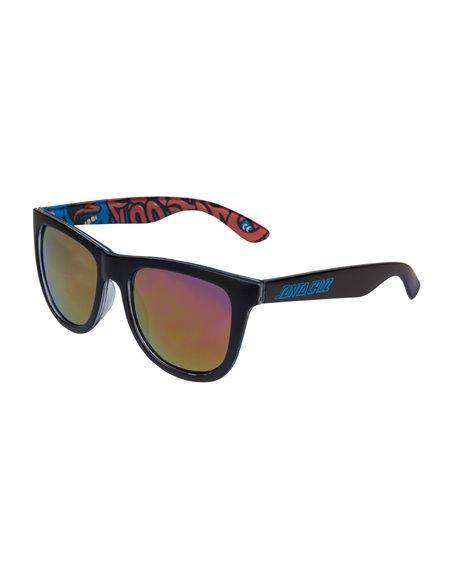 Santa Cruz Men's Sunglasses Screaming Insider Black