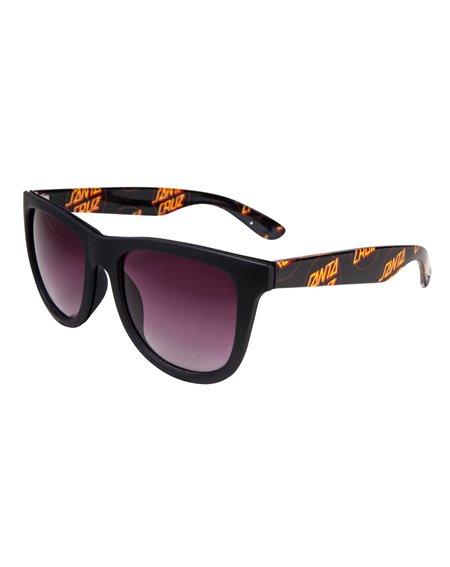 Santa Cruz Men's Sunglasses Other Dot Black
