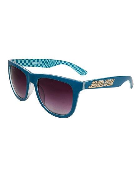 Santa Cruz Fisheye Gafas de Sol para Hombre Ink Blue