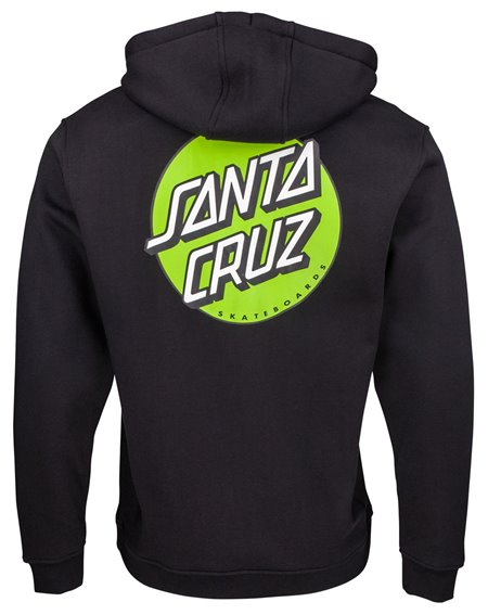Santa Cruz Other Dot Sweat à Capuche Homme Black