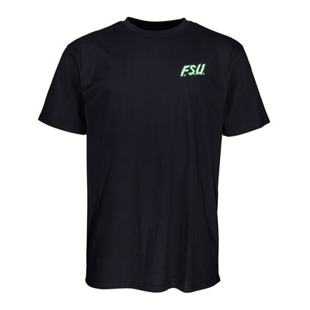 Santa Cruz Men's T-Shirt F.S.U. Hand Black