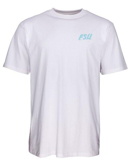 Santa Cruz F.S.U. Hand T-Shirt Uomo White