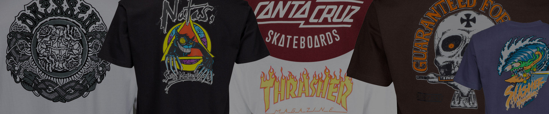 Tops & T-Shirts online | Buy Now on Xtreme-Skate.com